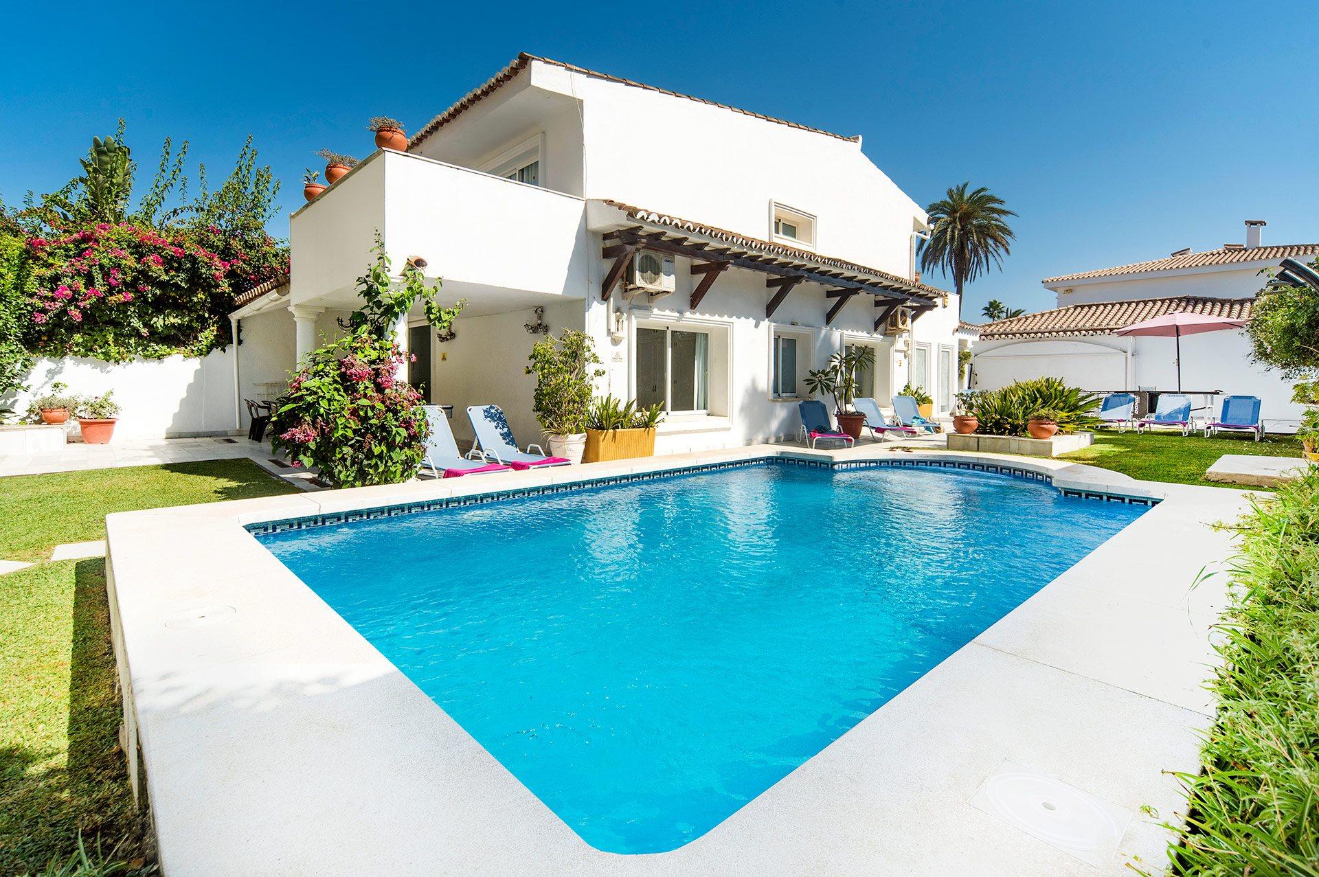 Villa Rio Verde, Marbella, Costa del Sol, Spain