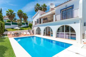Villa Romana, Estepona, Costa del Sol, Spain