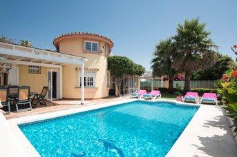 Villa Ruby, Estepona, Costa del Sol, Spain