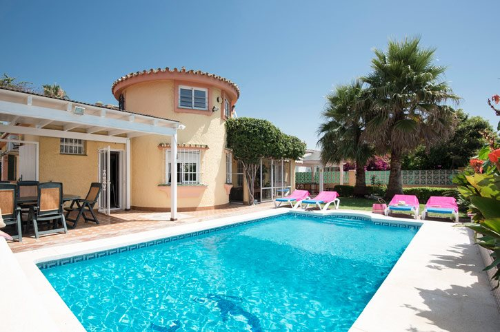 Villa Ruby, Estepona, Costa del Sol, Spain