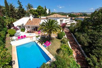 Villa Serene, Marbesa, Costa del Sol, Spain