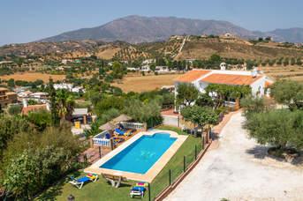 Villa Tesorillo, Campo Mijas, Costa del Sol, Spain