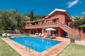 Villa Vinales, Las Chapas, Costa del Sol, Spain