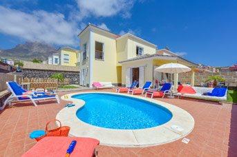 Villa Atenas, Fanabe, Tenerife