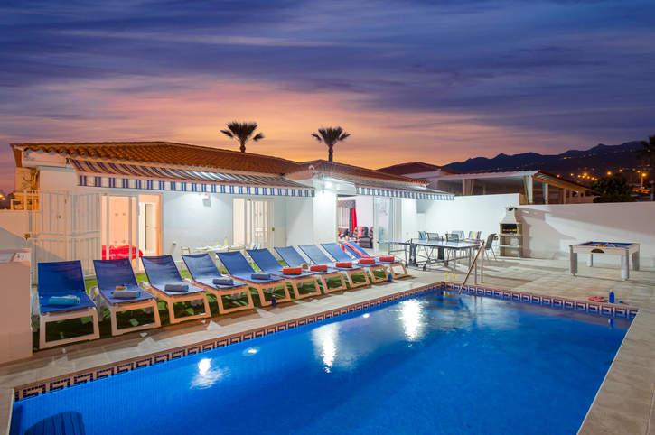 Villa Bonita Salvaje, Callao Salvaje, Tenerife, Spain