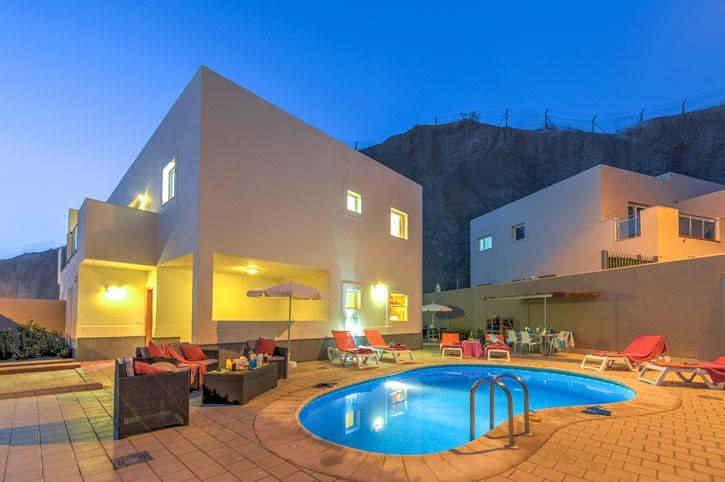 Villa Borondon, Costa Adeje, Tenerife, Spain