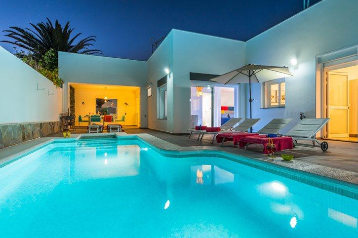 Villa Colibri, Palm Mar, Tenerife, Spain