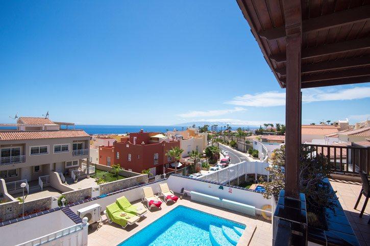 Villa Mojon, Callao Salvaje, Tenerife