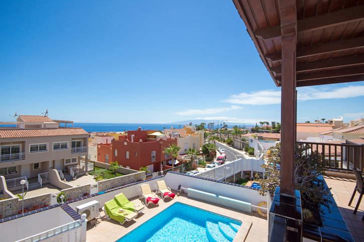 Villa Mojon, Callao Salvaje, Tenerife, Spain