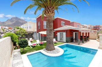Villa Palma Canaria, Fanabe, Tenerife