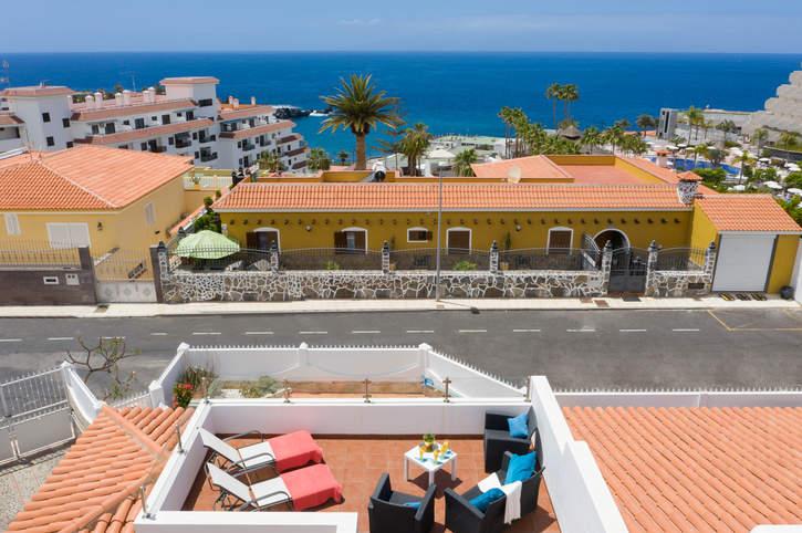 Villa Playa Arena, Playa De La Arena, Tenerife, Spain