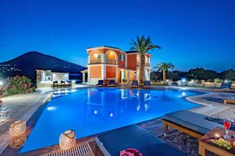 Villa Amari, Agios Sostis, Zante, Greece