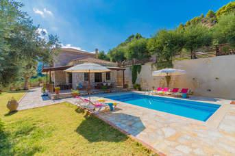 Villa Andon, Argasi, Zante, Greece