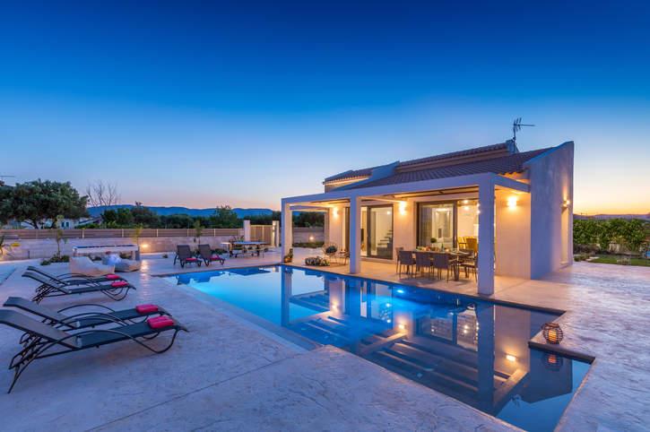 Villa Anemona, Tsilivi, Zante, Greece