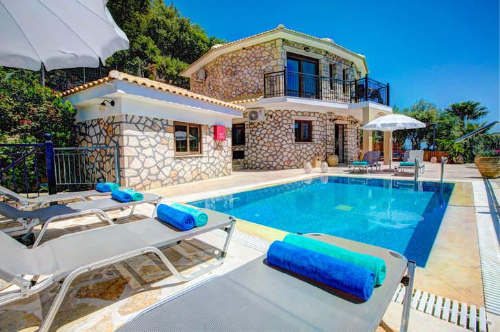 Villa Bougainvillea, Keri, Zante, Greece
