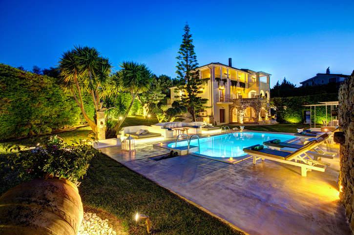 Villa Bozonos, Tsilivi, Zante, Greece