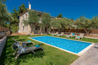 Villa Ionion, Vasilikos, Zante, Greece