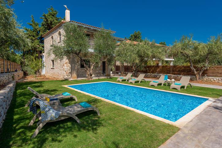 Villa Ionio Elia, Vasilikos, Zante, Greece