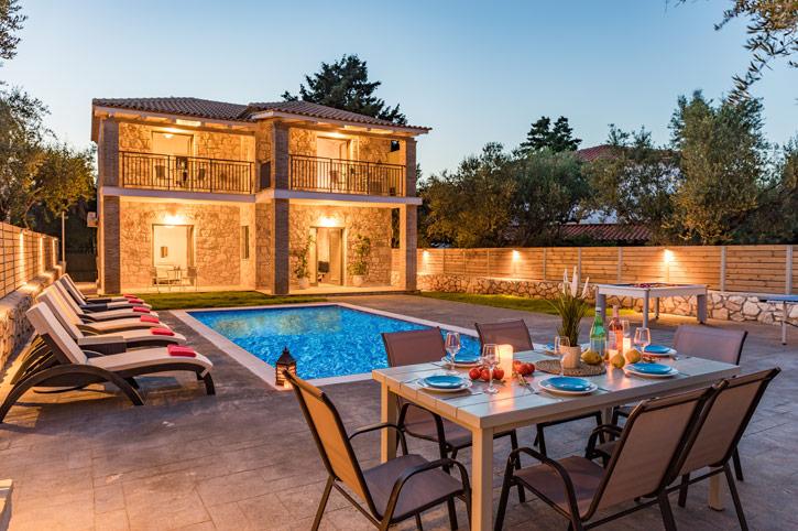 Villa Ionio Zafeiris, Vasilikos, Zante, Greece
