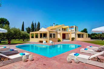 Villa Istar, Agios Sostis, Zante, Greece