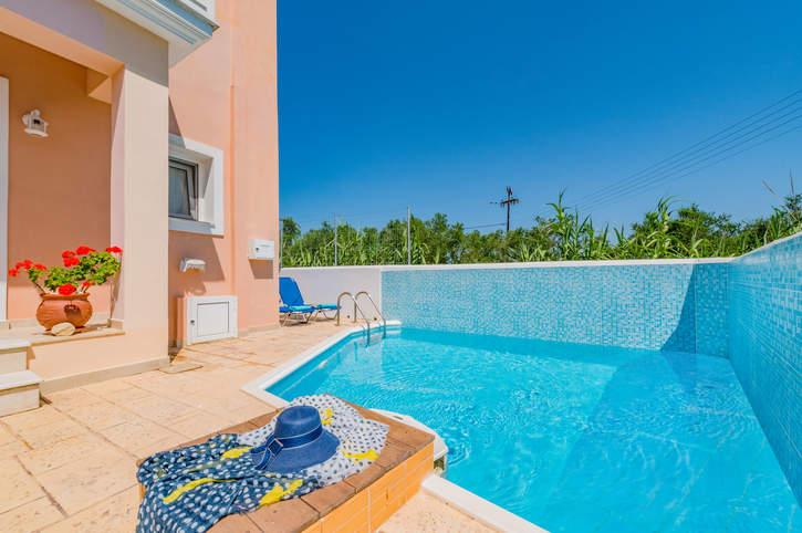 Villa Louise Sostis, Agios Sostis, Zante, Greece