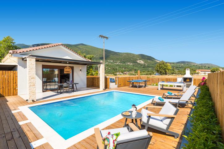 Villa Maira Azalea, Alykes, Zante, Greece