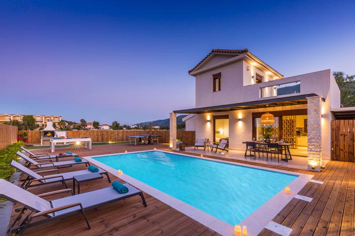 Villa Maira Rose, Alykes, Zante, Greece