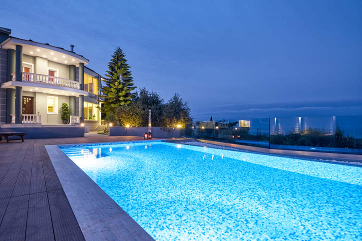 Villa Mont Bleu, Tsilivi, Zante, Greece