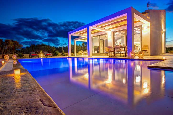 Villa Peonia, Tsilivi, Zante, Greece