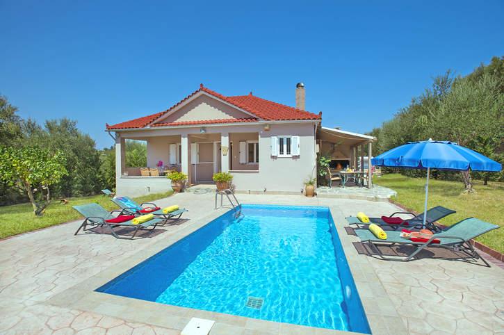 Villa Planos, Tsilivi, Zante, Greece