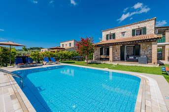 Villa Rizolia Enea, Agios Sostis, Zante, Greece