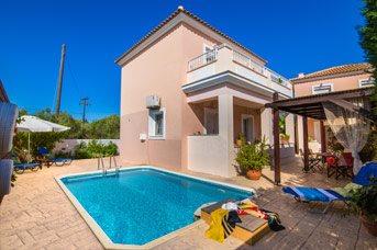 Villa Rosemary Sostis, Agios Sostis, Zante, Greece