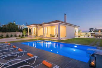 Villa Sofinta, Laganas, Zante, Greece