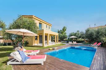 Villa Spyros, Tsilivi, Zante, Greece