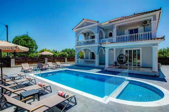 Villa Vanato, Tsilivi, Zante, Greece