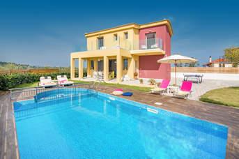 Villa Yiannis, Tsilivi, Zante, Greece