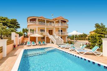 Villa Zante Athina, Tsilivi, Zante, Greece