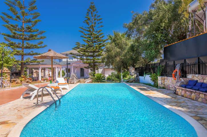 Villa Zante Bella, Tsilivi, Zante, Greece